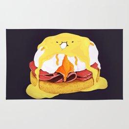 Egg Benedict Rug