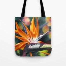 Bird of Paradise 20 Tote Bag