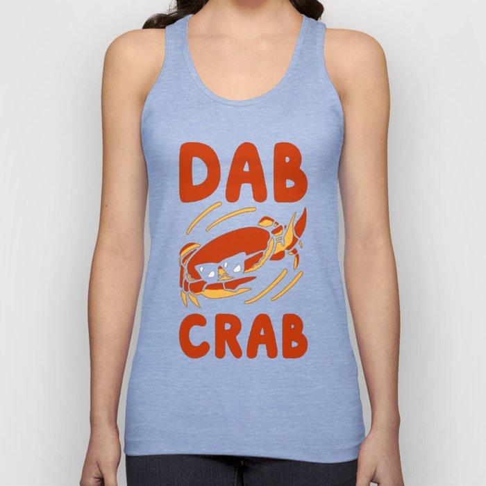 DAB CRAB T-SHIRT Unisex Tank Top