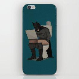 BATROOM iPhone Skin