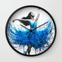 Oceanum Ballet Wall Clock