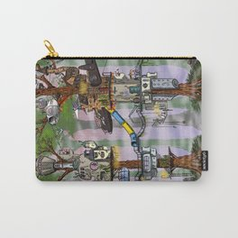 Modern Pixie Kingdom Carry-All Pouch