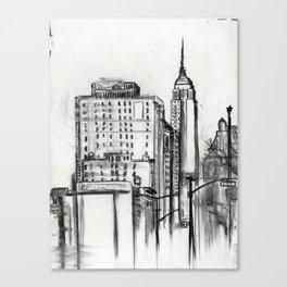 Flatiron I Canvas Print