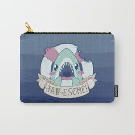 JAWESOME! Carry-All Pouch