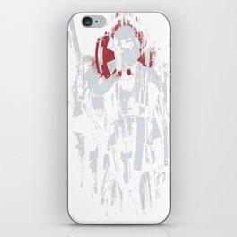 Death Trooper Graffiti iPhone Skin