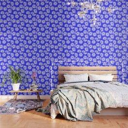 Dutch Lace Rose Wallpaper