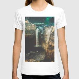 Washington Heights - nature photography T-shirt