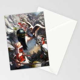 Red Owl Tribe Stationery Cards