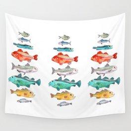 Fish Wall Tapestry