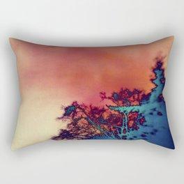 Into the Sky Rectangular Pillow