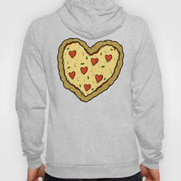Valentines Day Pizza Pizza Hoody
