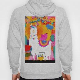 Fiesta Llama Hoody