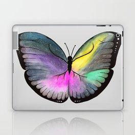 Space Butterfly Laptop & iPad Skin