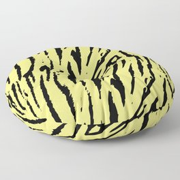 Tiger Limelight Floor Pillow