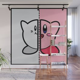 Old & New Kirby Wall Mural