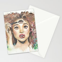 nourished  Stationery Cards