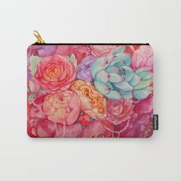 Summer bouquet Carry-All Pouch
