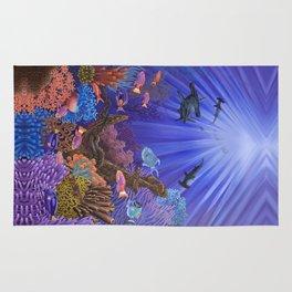 Coral Reef Rug