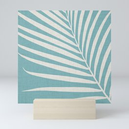 Vintage Palm Frond Mini Art Print