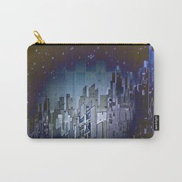 Walls in the Night - UFOs in the Sky Carry-All Pouch