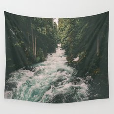 Mckenzie River Wall Tapestry