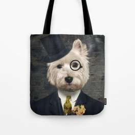 Sir Bunty Tote Bag
