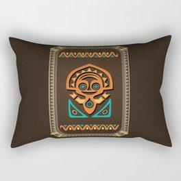 Disney's Polynesian Village - Tiki Rectangular Pillow