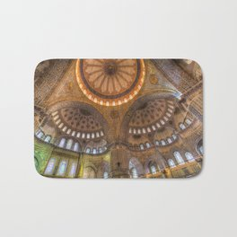 The Blue Mosque Istanbul Bath Mat