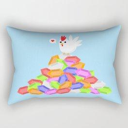 Rich Cucco Rectangular Pillow