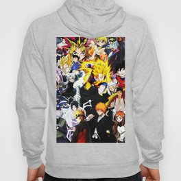 anime all Hoody