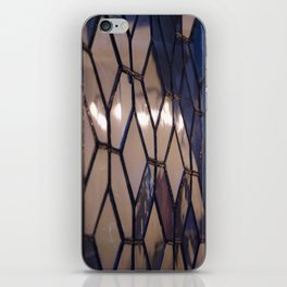 Broken Still Reflects iPhone Skin