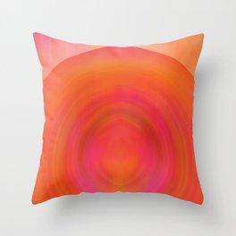 Ham sausage Throw Pillow
