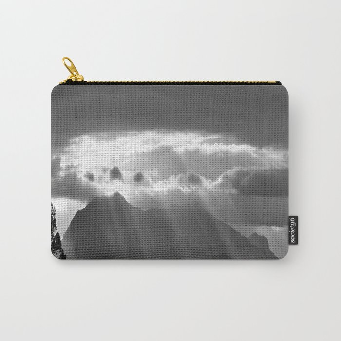 Rays From The Sky Carry-All Pouch