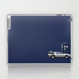 Doc and the Doctor Laptop & iPad Skin