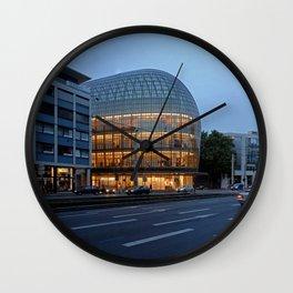 Renzo Piano | Peek & Cloppenburg Wall Clock