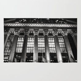New York Stock Exchange / NYSE Rug