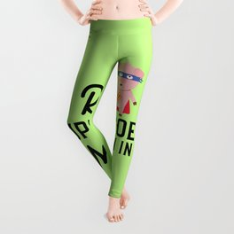 Superheroes-are-born-in-March T-Shirt Dce7l Leggings