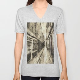 The Shambles York Vintage Unisex V-Neck