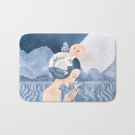 Sound of Sea Bath Mat