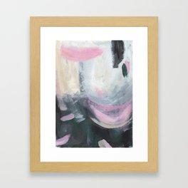 Bubblegum Sky Framed Art Print