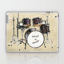 Drumkit Laptop & iPad Skin