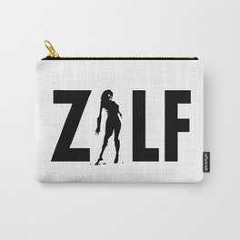 ZILF - A Zombie I'd Like to be Friends with Carry-All Pouch