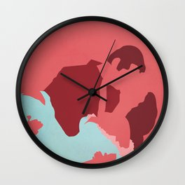 Gone Wall Clock