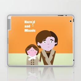 Harold And Maude Laptop & iPad Skin