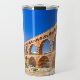 Pont du Gard, Provence Travel Mug