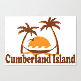 Cumberland Island - Georgia. Canvas Print