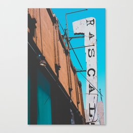 You Canvas Print