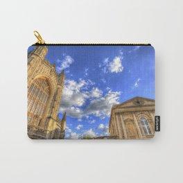 Bath Abbey And Roman Baths Carry-All Pouch
