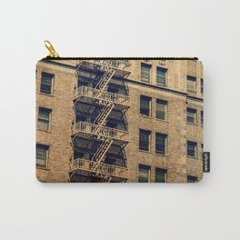 1924 Gaylord Apartments Vintage Neon Sign  Carry-All Pouch