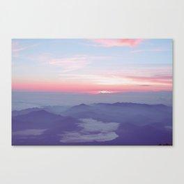Land of the Rising Sun Canvas Print